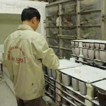 Hệ thống nhà xưởng Gốm sứ Hải Long Bát Tràng