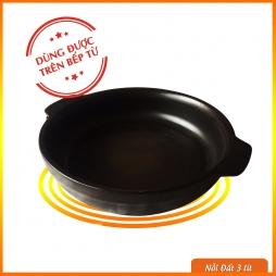 Chảo sứ nấu trên các loại bếp kể cả Bếp từ
