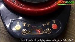 Sắc thuốc bắc bằng bếp điện tự động NodaCook (Hướng dẫn)