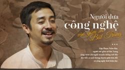 nghe nhan Pham Tuan Dat gom su Hai Long