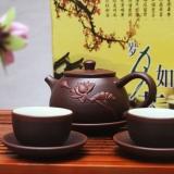 Nghệ thuật thưởng trà - Tinh hoa tách sứ Bát Tràng