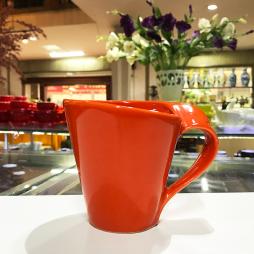 Ca xoắn uống trà, cà phê 210ml (men màu)