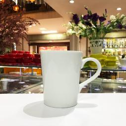 Ca đại uống trà, cà phê 350ml (Trắng)