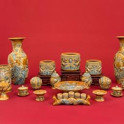Bộ đồ thờ Hoàng Lưu Ly cho ban 1m97 trở lên