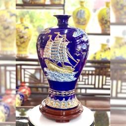 Mai Bình Tích Lộc Thuận Buồm Xuôi Gió