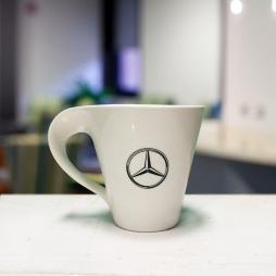 cốc xoắn in logo