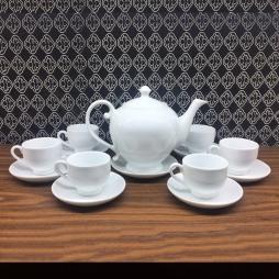 Ấm chén uống trà camel Hải Long Bát Tràng