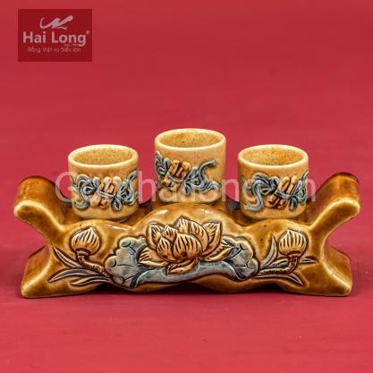 Ky 3 ngai do tho cung Bat Trang - Hai Long since 1982